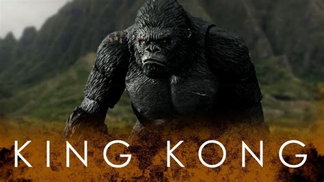 KING KONG - STOP MOTION - YouTube