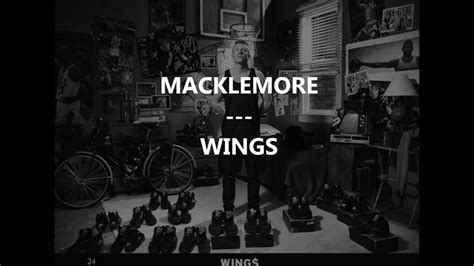 Macklemore - Wings (Traduction by FrenchTradRAP) - YouTube