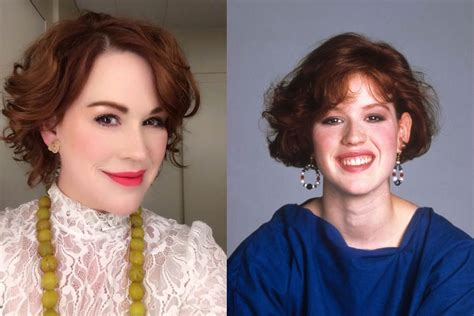 Happy birthday Molly Ringwald: Pretty in Pink star joins