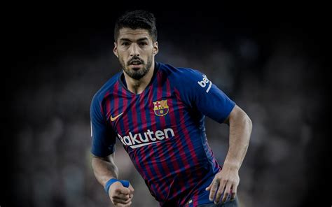 Luis Suárez | Player page for the Forward | FC Barcelona