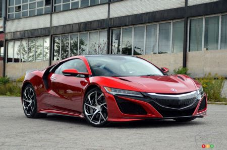The Acura NSX: Why doesn't it sell more? | Car Reviews