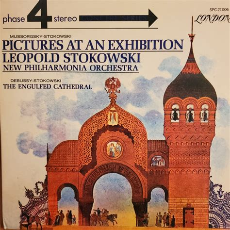 Mussorgsky* / New Philharmonia Orchestra Conducted By