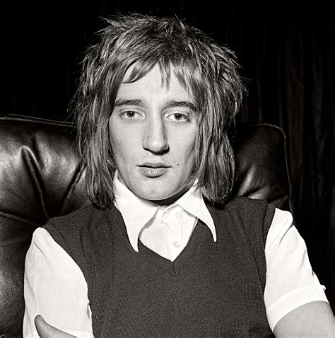 Rod Stewart: See Photos of the Singer Through the Years
