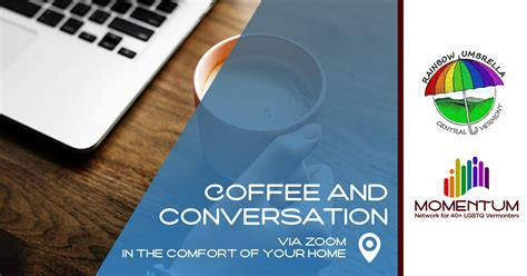 Momentum Coffee and Conversation (Zoom Edition)