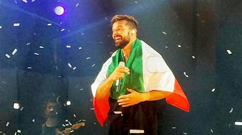 Ricky Martin - The Cup of Life & Show final @ Budapest