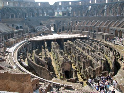The Bell Curve of Life: Rome: Colosseum 2nd Level