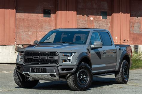 2018 Ford F150 Raptor SVT - Silver Arrow Cars Ltd