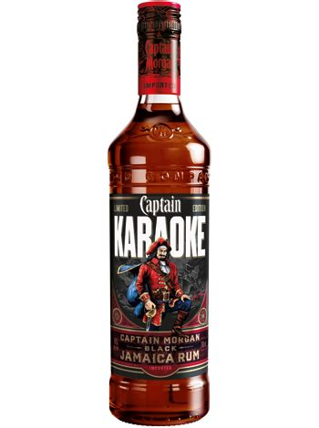 Captain Morgan Jamaica Rum - Captain Karaoke | Captain Morgan