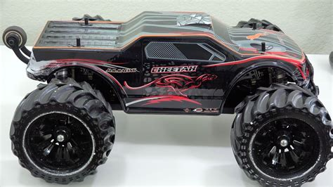JLB Cheetah FAST Electric Off-Road RC Car - PREVIEW - YouTube