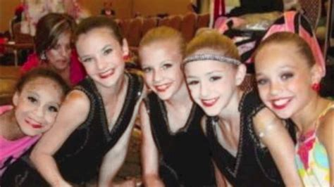 VERY RARE DANCE MOMS PICTURES - YouTube