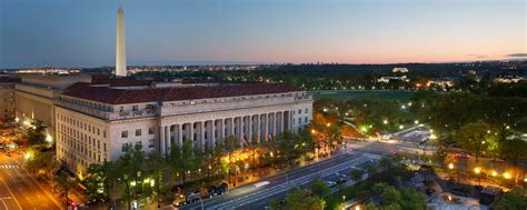 Washington Hotel Near White House - National Mall | JW