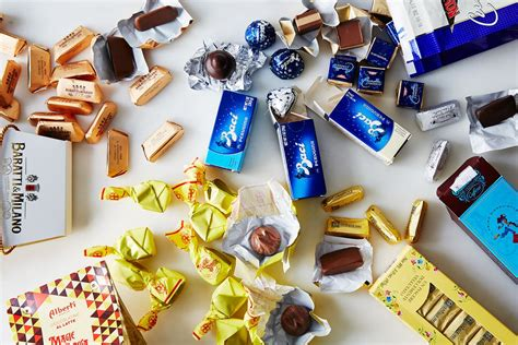 Our Guide to Foil-Wrapped Italian Chocolates