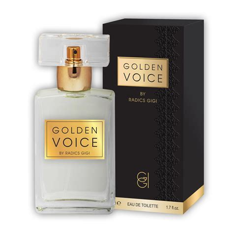 GOLDEN VOICE – Eau de toilette 50ml – Golden Voice
