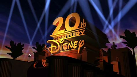 20th Century Disney logo - YouTube