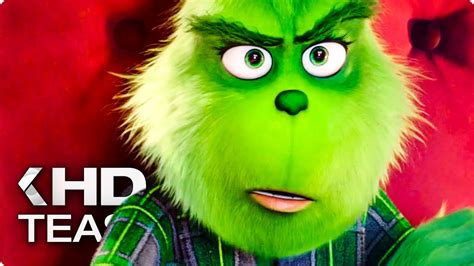 THE GRINCH Teaser Trailer (2018) - YouTube