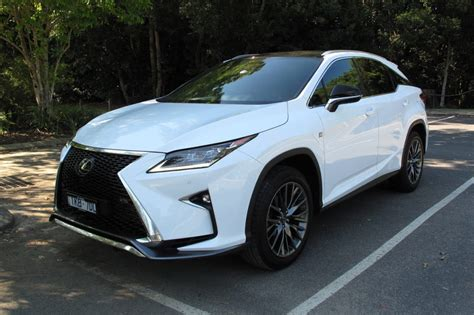 Lexus RX 350 Sports Luxury 2019 review | CarsGuide