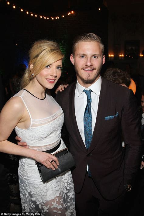 Katheryn Winnick gushes about co-star Alexander Ludwig
