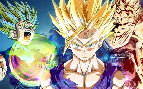 Son Gohan SSJ2 Wallpapers HD By ImageHDCreatorCB On