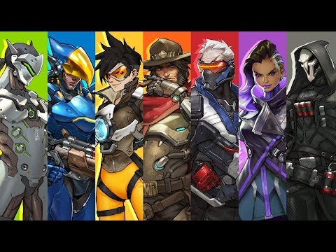 The 5 least popular heroes in Overwatch - and why you