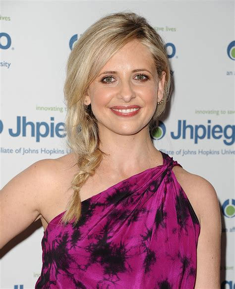News: Sarah Michelle Gellar on Healthy Foods and the Power