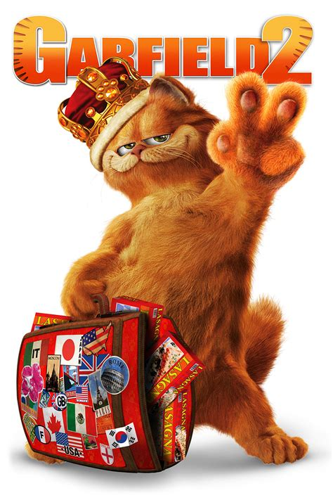 Garfield 2: A Tail Of Two Kitties ⋆ Foxtel Movies