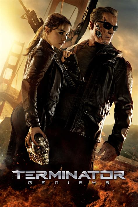 Terminator Genisys (2015) - Posters — The Movie Database