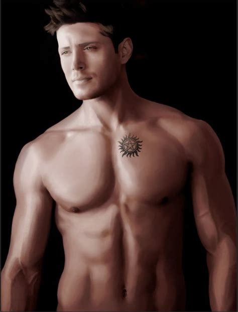 Dean Winchester Supernatural Anti-Possession Tattoo Ultra