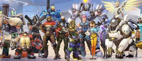 Overwatch: A guide to all 21 heroes in Blizzard's fantasy