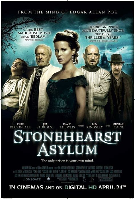 """Realm of Horror - News and Blog: """"Stonehearst Asylum"""" in"""