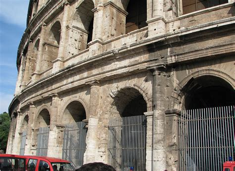 The Bell Curve of Life: Rome: Colosseum