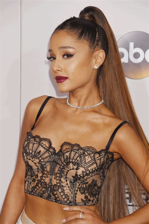 Ariana Grande Natural Hair | POPSUGAR Beauty Photo 5