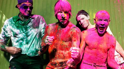 Red Hot Chili Peppers's New Album: The Getaway | Rolling Stone