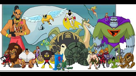 Where Are The Hanna Barbera Hero's Movies? - AMC Movie