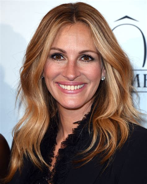 Julia Roberts Stuns At Lancome 80th Anniversary Party