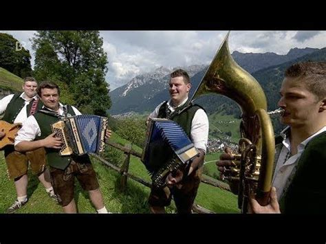 Die 4 Tiroler - Michl Polka (2017) - YouTube | Zene
