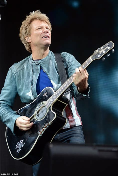 Bon Jovi UK Tour 2019: All you need to know | Daily Mail