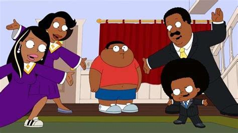 The Cleveland Show - what time is it on TV? Episode 21