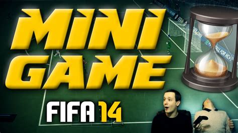 FIFA 14 CRAZY MINI GAME! - TIME OUT BRO! #1 - YouTube