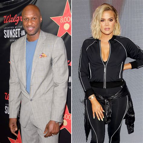 Lamar Odom Says He Wished He Bumped Into Khloe Kardashian