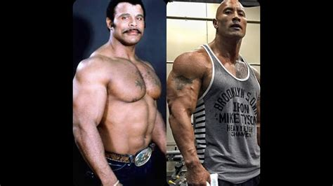 Rocky Johnson Opens Up About Training His Son The Rock