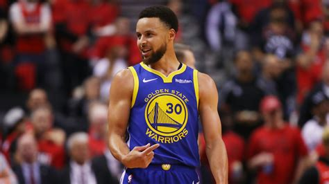 NBA Finals 2019: How Stephen Curry picked the Toronto
