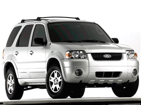 2005 Ford Escape   Pricing, Ratings & Reviews   Kelley