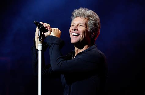 Bon Jovi Earns Sixth No