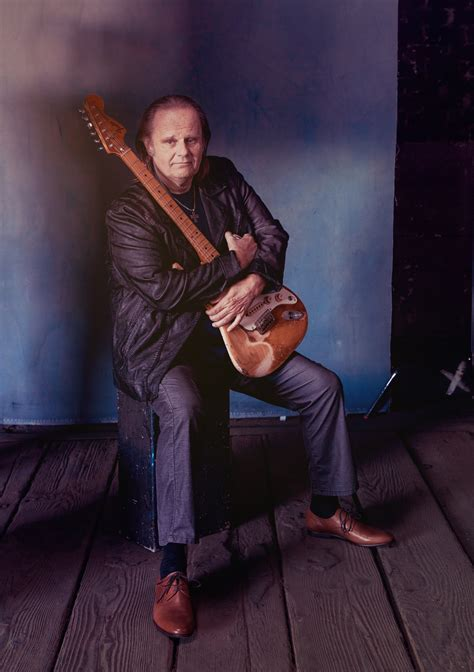 Read our review of bluesman Walter Trout's We're All In