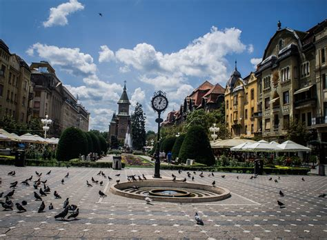 The Past and Present of Timisoara: Romania's First Free City