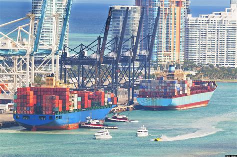 Port Of Miami Deep Dredge Contract Awarded | HuffPost