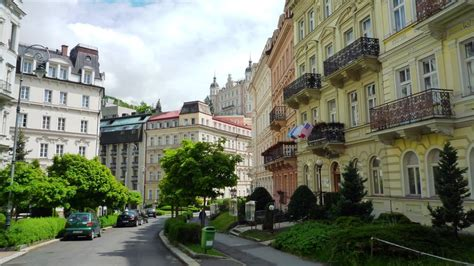 Karlovy Vary, Czech Republic (Carlsbad) - YouTube