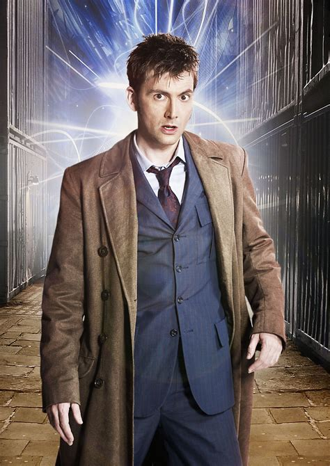 David Tennant: 'It's my Doctor Who finale!' | News | TV