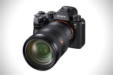 Sony A9 Full-Frame Mirrorless Camera | HiConsumption