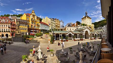 Flight trip to Karlovy Vary: 1 day | AeroPrague